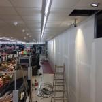 Chrudim - sdk práce v prodejně Lidl