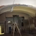 Trutnov - klenbový podhled (80m2)