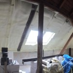 Rtyně v Podkrkonoší - půdní vestavba ve 3 bytových jednotkách