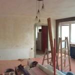 Červený Kostelec - rekonstrukce bytu