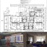 Červený Kostelec - sdk do čtyř budoucích bytových jednotek